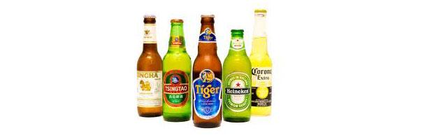 Bières thaïlandaises à consommer au Prik Thaï