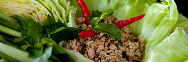 Goûtez les entrées thais du Prik Thai - Paris