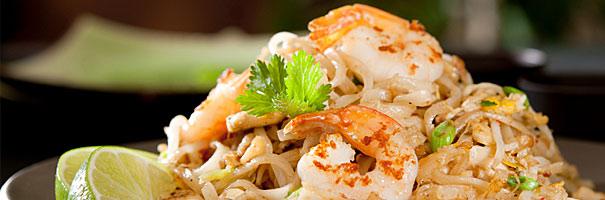 Plats Thaïs du restaurant le Prik Thaï